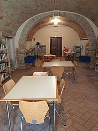 Immagine sede biblioteca