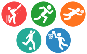 Loghi Sport, diverse discipline
