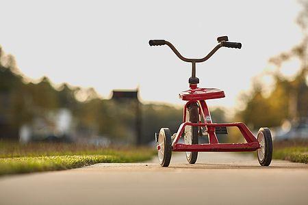 foto di triciclo