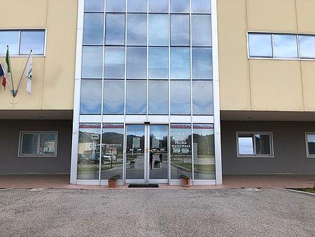 foto sede Unione dei comuni