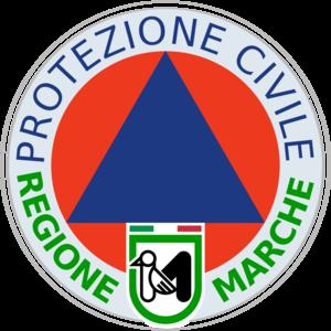 Logo Protezione Civile Regione Marche